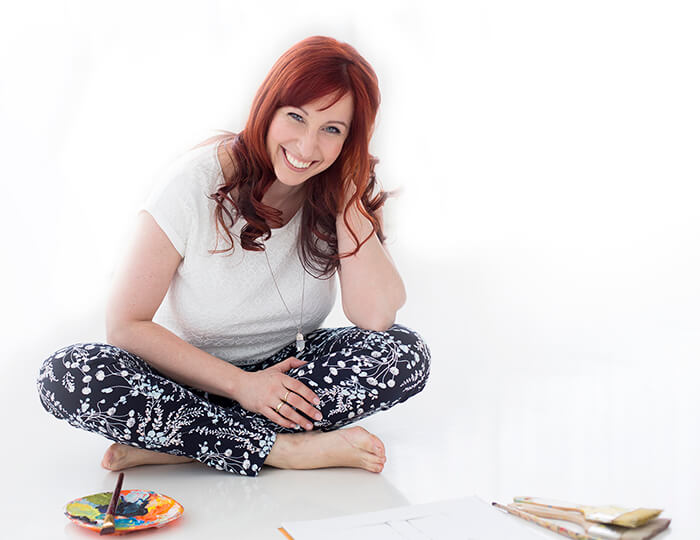 Clarissa Hagenmeyer - Lebensfreude durch Kreativität