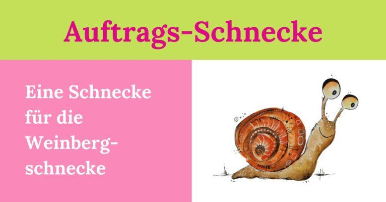 Weinbergschnecke