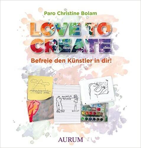 Bücher über Kreativität - Paro Bolam