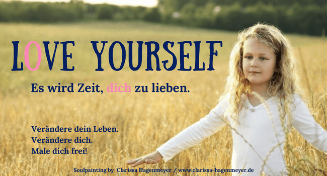 Love yourself Titel