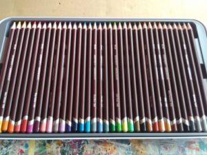 Farbstifte zum Malen