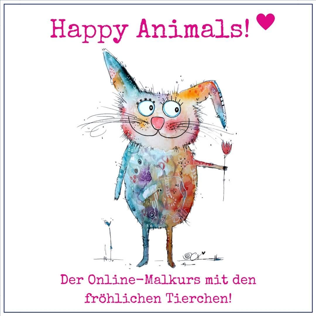 Happy Animals Clarissa Hagenmeyer
