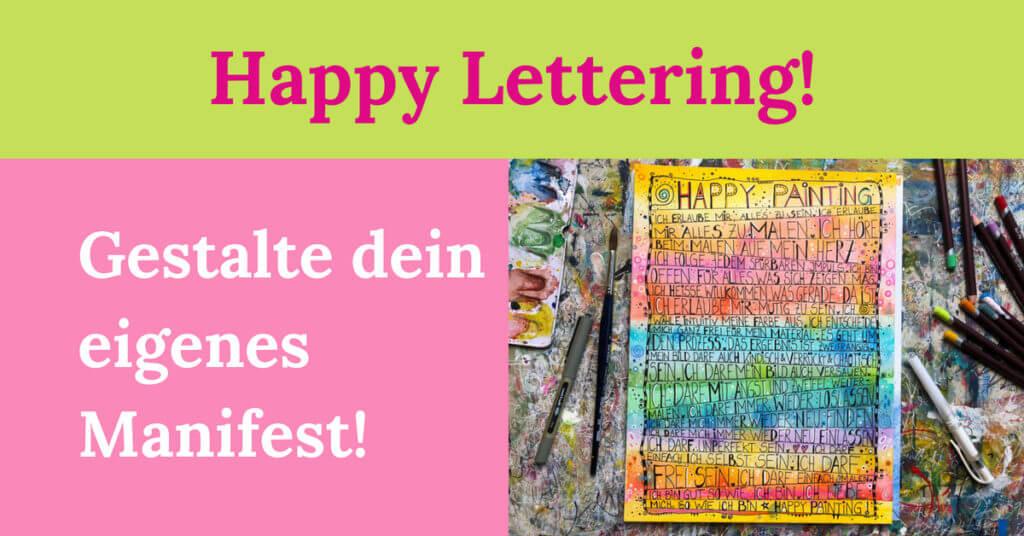 Happy Painting Manifest