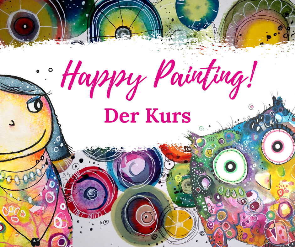 Happy Painting - der Kurs