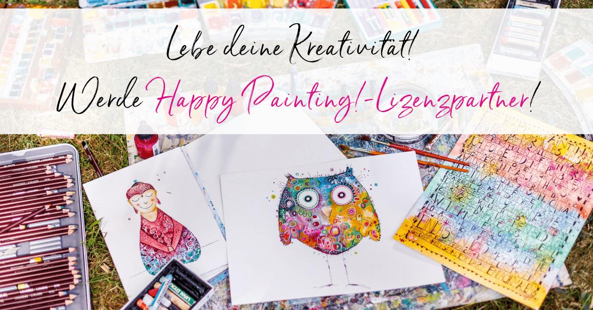 Happy Painting Lizenzpartner